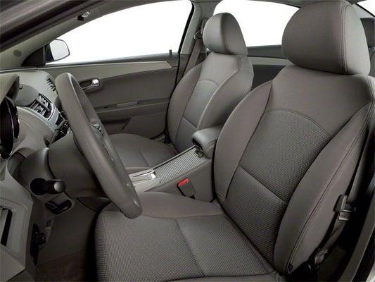 2012 Chevrolet Malibu Ls 1ls
