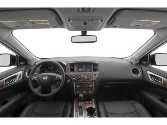 Nissan Pathfinder Platinum >> 2019 Nissan Pathfinder Platinum
