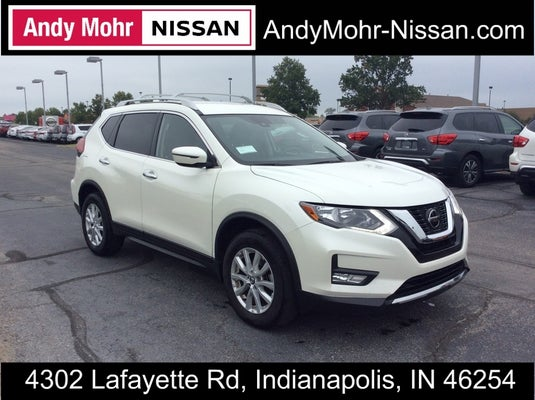 New 2019 Nissan Rogue SV for sale Indianapolis IN T9009 ...