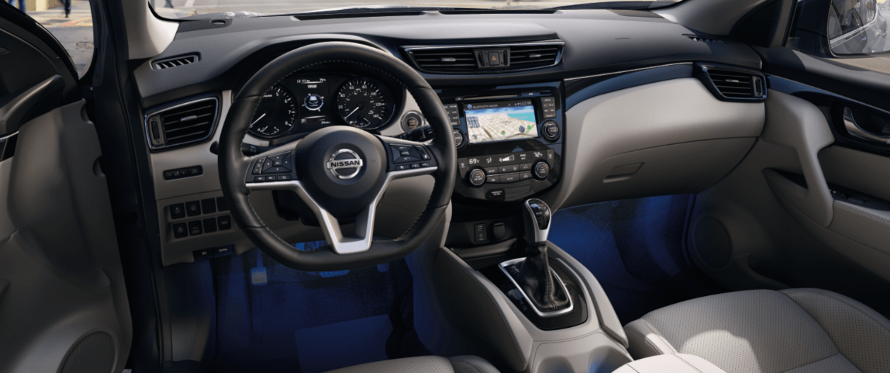 Nissan Rogue Seating >> 2019 Nissan Rogue Interior Indianapolis In Andy Mohr Nissan