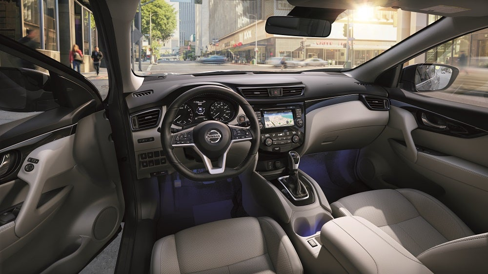 2019 Nissan Rogue Sport Interior Indianapolis IN | Andy ...